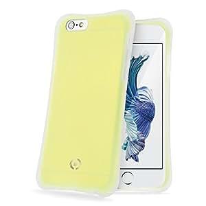 Celly ICECUBE701YL - Funda para Apple iPhone 6 Plus/6s Plus