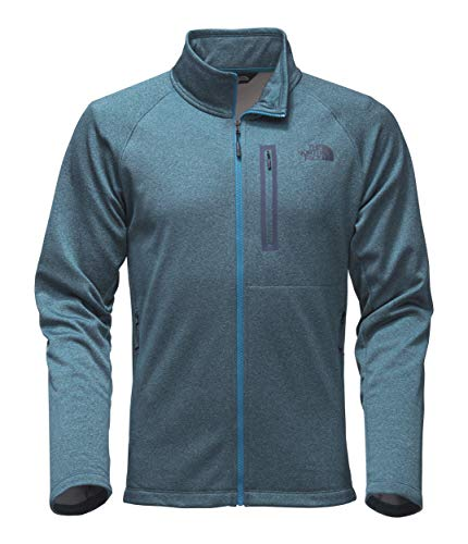 The North Face Men's Canyonlands Full Zip - Brilliant Blue Heather - L (Past Season)