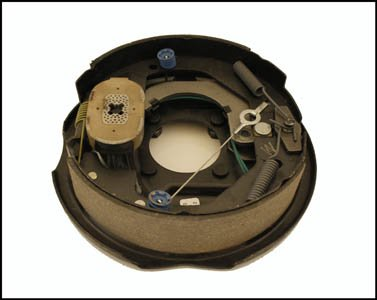 Triton 03371-1 10 Inch Left Hand Electric Brake Assembly