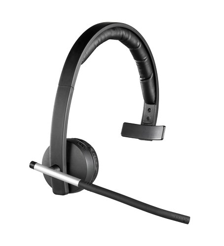 532fa91736a Logitech Mono H820e Wireless Headset: Amazon.co.uk: Computers & Accessories