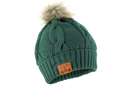 844949028684 upc tenergy bluetooth beanie with pom pom