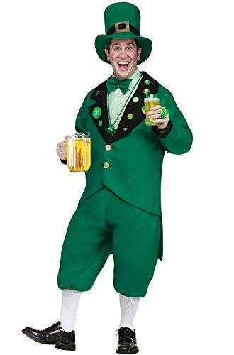 with Men's Leprechaun Costumes design