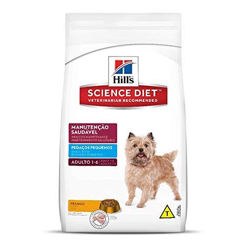 Ração Hill's Science Diet para Cães Adultos - Pedaços Pequenos  - 1kg
