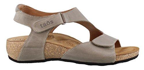 Sandal Footwear Sandals - Taos Footwear Women's Rita Grey Sandal 40 M EU/9-9.5 B(M) US