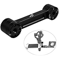 RCGEEK CNC Alloy Extension Arm Universal Moun Upgrading Components for DJI Osmo Handheld Gimbal