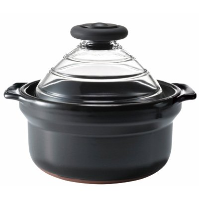 Hario Glass Lid Rice Cooker GNN-200B