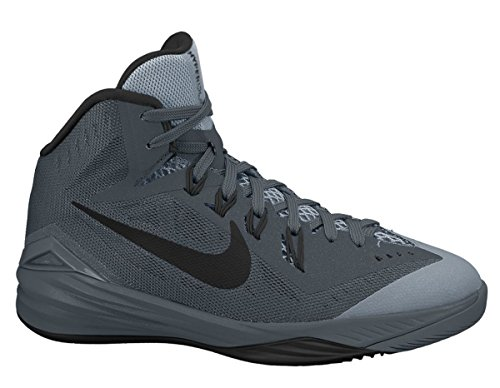 Nike Hyperdunk 2014 GS Grandient School Kids Basketball Sneakers New Grey Black