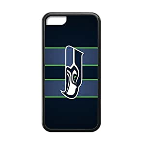 diy zhengCool-Benz Seattle Seahawks Iphone Logo Phone case for iphone 5/5s