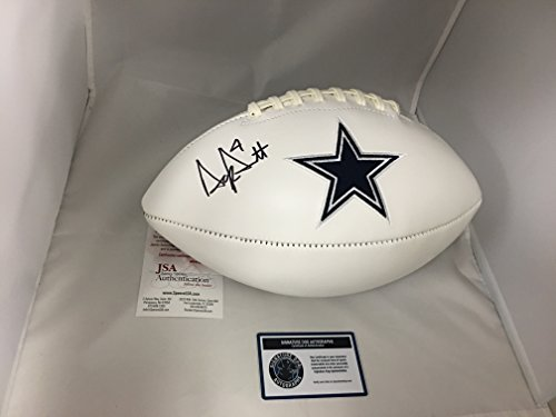 Prescott Autographed Cowboys Football Hologram