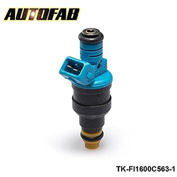 ryjoy (TM) autofab – Nuevo alto rendimiento 0280150563 1600 cc/min Racing de