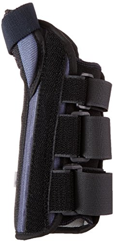 Sammons Preston 78600102 Thumb Spica Wrist Brace, Secure Brace and Splint for Thumb with Open Finger, Splint for Recovery, Therapy, Rehabilitation, Right, Small