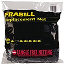 Frabill Tangle Free Heavy Poly Replacement Net, 21 x 25-Inch