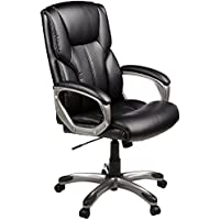 High-Back Executive Chair computer chair Office chair - Black