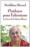 vignette de 'Plaidoyer pour l'altruisme (Matthieu Ricard)'