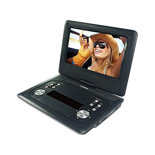 Sylvania 12 Inch Swivel Portable Digital