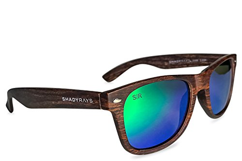 Shady Rays Classic Series Polarized Sunglasses Emerald - The Rays Classics