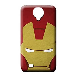 samsung galaxy s4 cover Colorful High Quality cell phone shells ironman comic mask