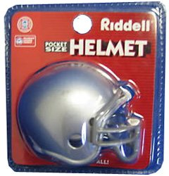 Riddell Ohio State University POCKET PRO Mini Football Helmet OSU Buckeyes ()