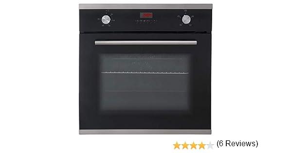 SIA SO102 - Horno eléctrico de 60 cm, color negro: Amazon.es: Grandes electrodomésticos