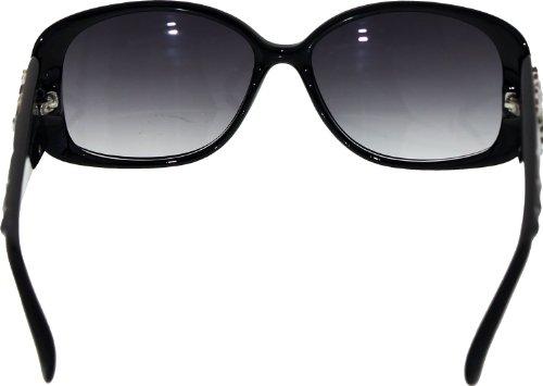 Guess GU7141-BLK-35 Femme Lunettes de soleil