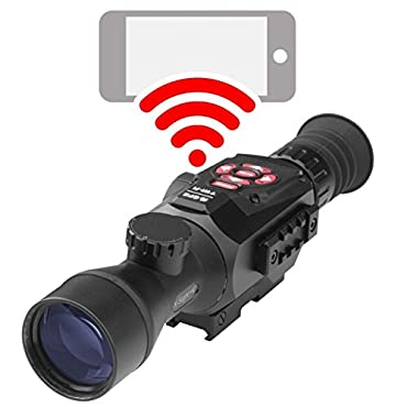 ATN X-Sight-II 3-14x Smart Day/Night Hunting Rifle Scope HD Video DGWSXS314Z