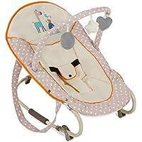 Hauck Bungee Deluxe 635025 Hamaca Bebés con Respaldo