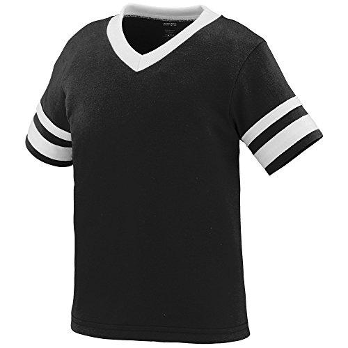 Augusta Sportswear Toddlers' Sleeve Stripe Jersey 4T