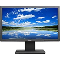 Acer LCD Widescreen Monitor 18.5 Display WXGA Screen,LED,1366 x 768 | V196HQLAB (Certified Refurbished)