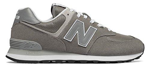 通知ドラッグ気分が悪い(ニューバランス) New Balance 靴?シューズ メンズライフスタイル 574 Grey グレー US 11 (29cm)