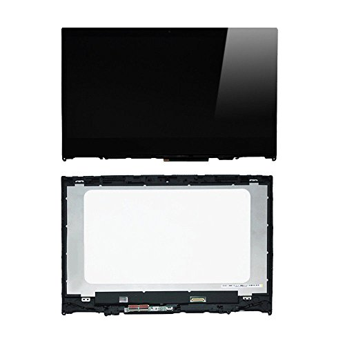 New Replacement 14'' FHD (1920x1080) LCD Screen IPS LED Display + Touch Digitizer Bezel Assembly For Lenovo Yoga 520-14IKB 81C8 by For Lenovo (Image #3)