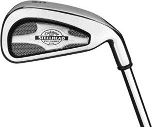 Callaway X-14 Pro Series Single Iron Pitching Wedge PW Callaway Rifle Steel Regular Right Handed 36.5 in