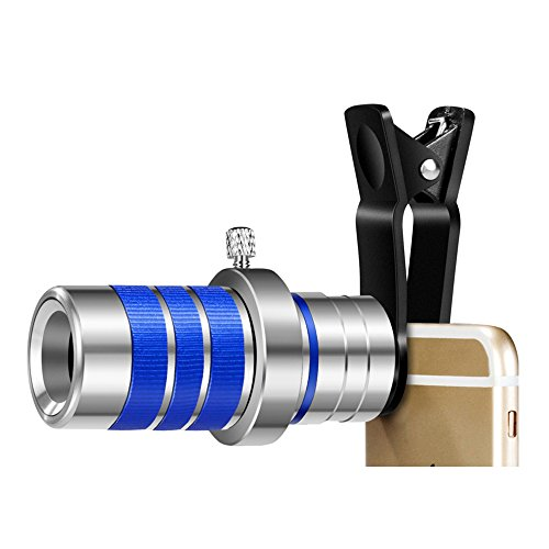 best Phone Telescope 12 x Camera Mobile Zoom Lens with