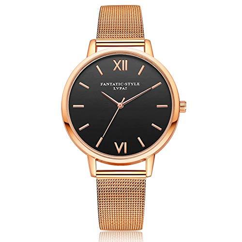 Relojes Analogicos Relojes Lvpai Relojes De Cuarzo para Mujer Relojes De Vestir para Mujer Relojes De Regalo: Amazon.es: Relojes