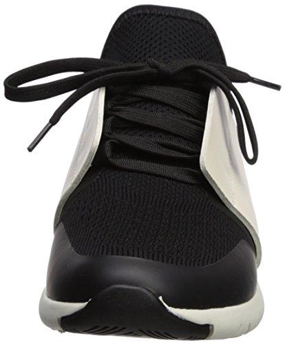 Dolce Vita Damen Braun Sneaker Schwarz / weiß stricken