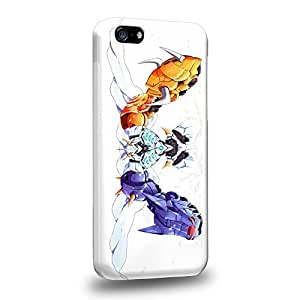 Diy iphone 5 5s case The most popular Digimon Adventure Omnimon MetalGarurumon WarGreymon 0936 Protective Snap-on Hard Back Case Cover for Apple iPhone 5 5S