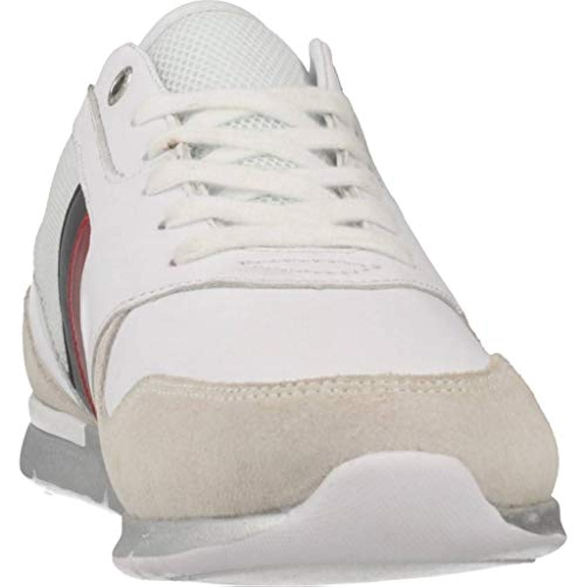 Tommy Hilfiger Sneaker White Fw0fw03785020 Da Donna