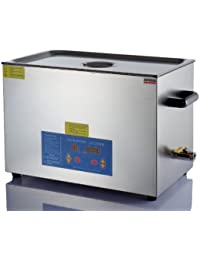 Commercial Grade 27 Liters 900 Watts HEATED ULTRASONIC CLEANER HB27
