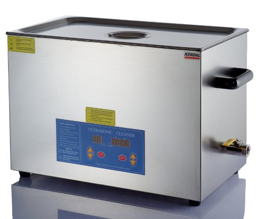 Kendal Commercial Grade 27 Liters 900 Watts HEATED ULTRASONIC CLEANER HB27 by Kendal (Image #6)