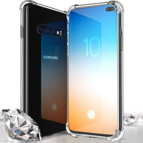 VOTALA Samsung Galaxy s10 Plus Case, Protective...