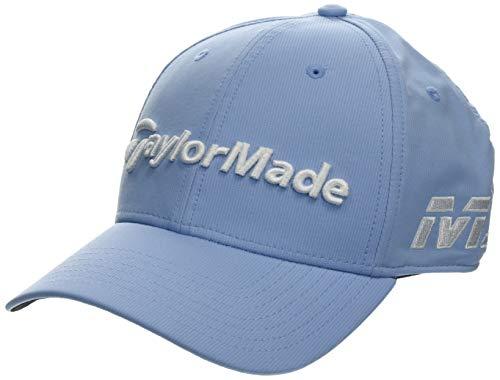TaylorMade Golf 2018 Mens Tour Radar Adjustable Golf Cap Light Blue