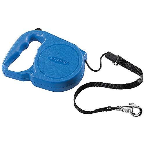Guia Ferplast Flippy Regular Para Cães Azul - Tamanho G