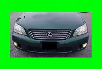 2001 2005 LEXUS IS300 IS 300 CHROME GRILL GRILLE KIT 2002 2003 2004 01 02