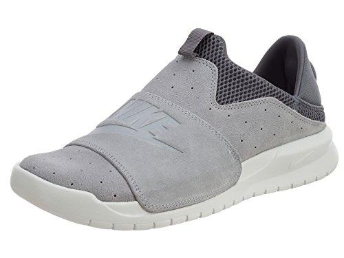 Galleon - NIKE Benassi Slip Wolf Grey Wolf Grey-Cool Grey 10 D(M) US a6471c247
