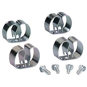 Amazon Com Lehigh 13201 Grip Clip Organizer Silver