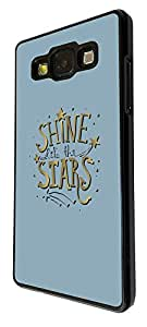 823 - Shine Like the StarsDesign For Samsung Galaxy Grand Prime Fashion Trend CASE Back COVER Plastic&Thin Metal