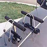 Fishing Rod Transport System :: Magnetic-Vacuum Rod Racks