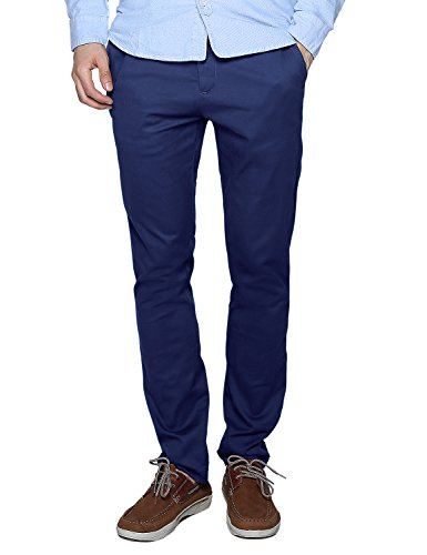 Match Men's Slim Fit Casual Pants (40, 8083 (Mens Chino Pants)