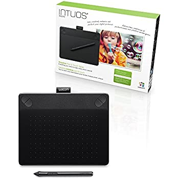 Wacom Intuos Photo Pen and Touch digital photo editing tablet (CTH490PK)