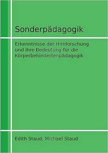Book Sonderpädagogik