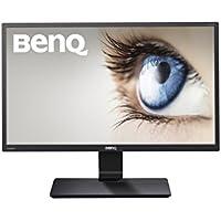 BenQ GW2270 21.5 1080p LED Monitor,Low Blue Light Mode, True 8-bit Color Performance, VESA Mountable, D-Sub DVI-D